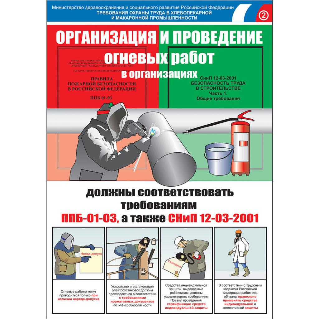 выборе требования безопасности при проведении временных огненных работ термобелье каждый день